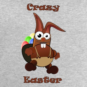 Easter crazy - Men's Sweatshirt by Stanley & Stella