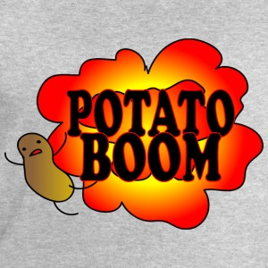Potato BOOM - Sweatshirts for menn fra Stanley & Stella
