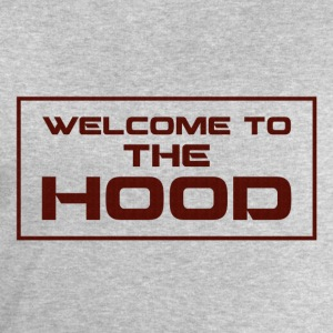 Welcome to the Hood - Men's Sweatshirt by Stanley & Stella