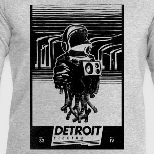 Detroit Electro - Men's Sweatshirt by Stanley & Stella