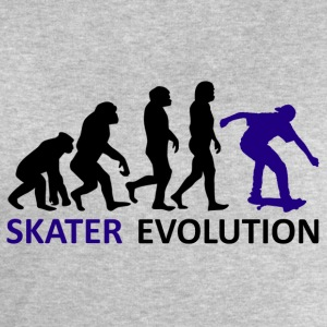 ++ ++ Skater Evolution - Men's Sweatshirt by Stanley & Stella