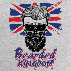 UK beard - Men's Sweatshirt by Stanley & Stella