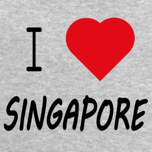 I Love Singapore - Men's Sweatshirt by Stanley & Stella