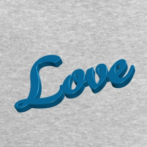 love - Men's Sweatshirt by Stanley & Stella