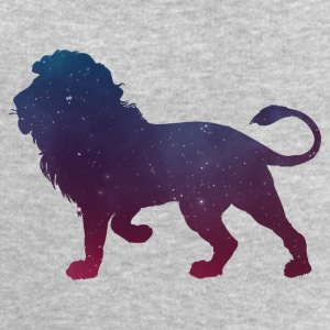 Lion logo stars - Men's Sweatshirt by Stanley & Stella