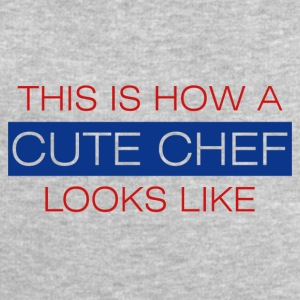 Koch / Chefkoch: This is how a cute chef looks - Männer Sweatshirt von Stanley & Stella