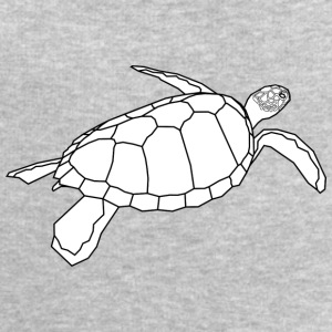 Turtle - Blank Turls - Sweatshirts for menn fra Stanley & Stella