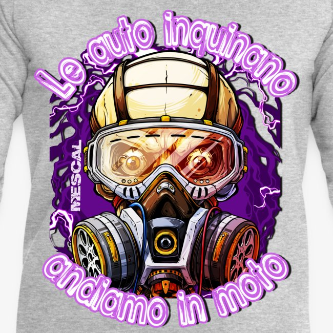Tshirt contro l'inquinamento by Mescal