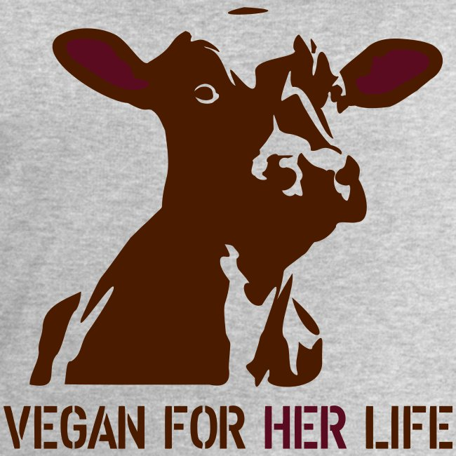 vegan for her life