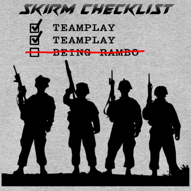 Skirm Checklist