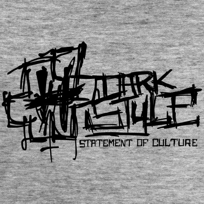 Dark Style - Statement Of Culture (black)