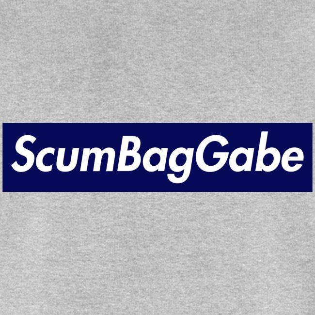 ScumBagGabe Blue XL Logo