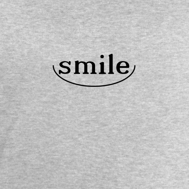 Do not you even want to smile?