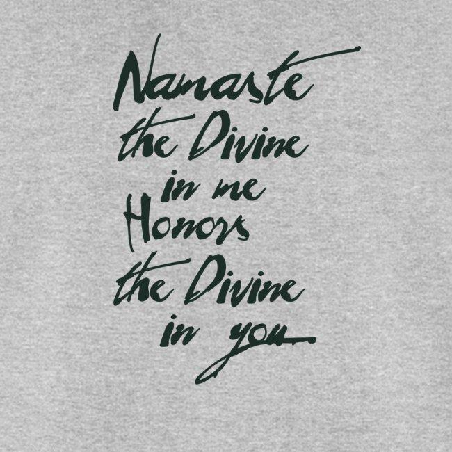 Namaste *Yogigruss* das Licht in der Yogapraxis
