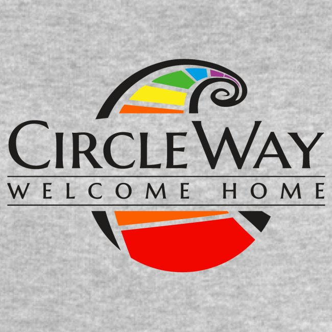 Circleway Welcome Home Logo - schwarz