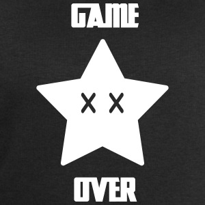 Game Over - Mario Star - Mannen sweatshirt van Stanley & Stella