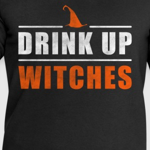 Halloween Drink up Witches outfit - Mannen sweatshirt van Stanley & Stella