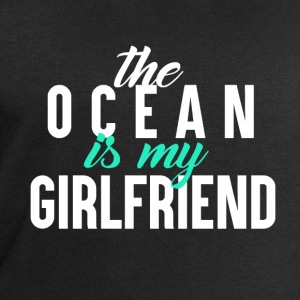The Ocean is my GF - Surfing Passion - Men's Sweatshirt by Stanley & Stella