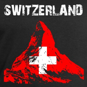 Nation-Design Switzerland Matterhorn - Men's Sweatshirt by Stanley & Stella
