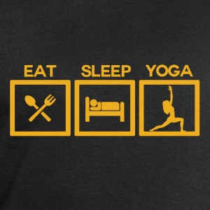 ! Eat Sleep Yoga - Cycle! - Sweatshirts for menn fra Stanley & Stella