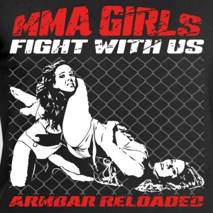 MMA Girls - Fight Wear - Mix Martial Arts - BJJ - Mannen sweatshirt van Stanley & Stella