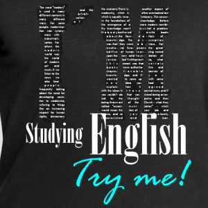 Try me - English students - Sudadera hombre de Stanley & Stella