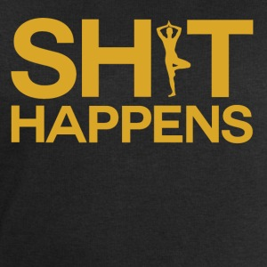 Shit Happens - Yoga Dans - Sweat-shirt Homme Stanley & Stella
