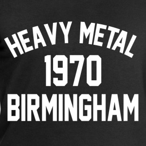 Heavy Metal 1970 Birmingham - Men's Sweatshirt by Stanley & Stella
