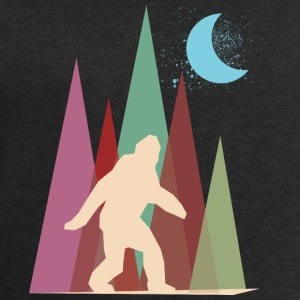 abstract big foot - Men's Sweatshirt by Stanley & Stella