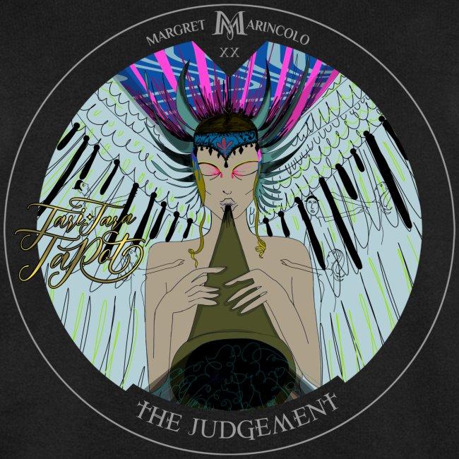 The Judgement | Das Gericht Tarot Karte rund