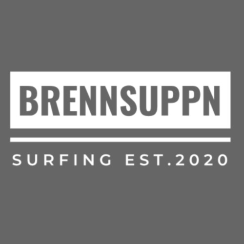 BRENNSUPPN SURFING SQUARE SWEATER