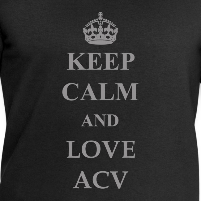 Keep Calm and Love ACV - Schriftzug