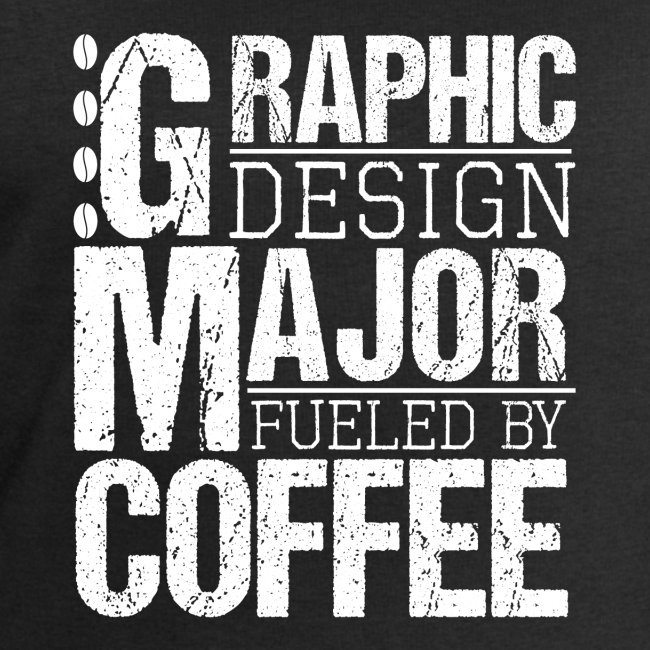Graphic Design Major Fueled By Coffee