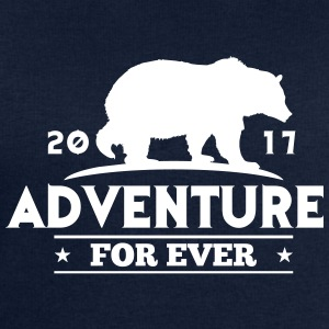 ADVENTURE FOR EVER - GRIZZLY - Men's Sweatshirt by Stanley & Stella