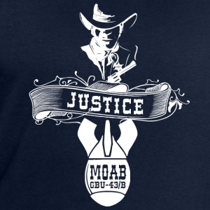 MOAB - Mother Of All Bombs - Shirt - Herresweatshirt fra Stanley og Stella