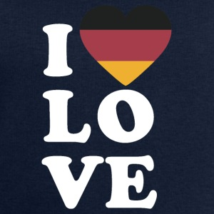 I love Germany - Men's Sweatshirt by Stanley & Stella