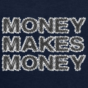 money makes money - Men's Sweatshirt by Stanley & Stella