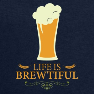 BREWTIFUL BEER - Men's Sweatshirt by Stanley & Stella