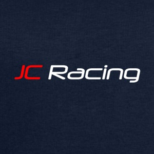 JC Racing Logo Text Only Large - Men's Sweatshirt by Stanley & Stella