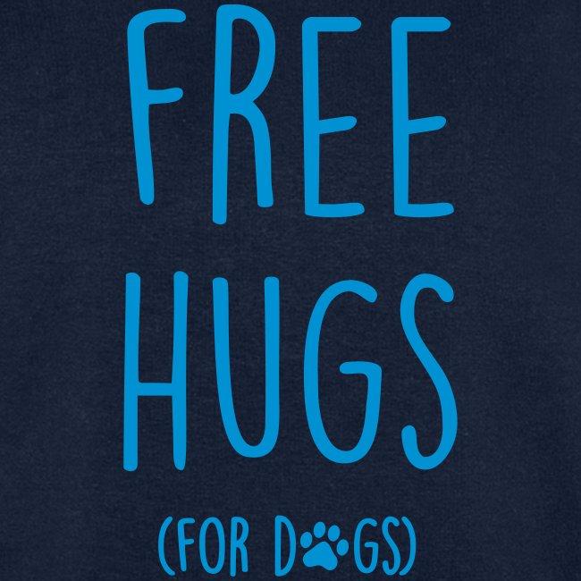 Vorschau: free hugs for dogs - Männer Bio-Sweatshirt von Stanley & Stella