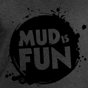 Mud is fun - Men's Sweatshirt by Stanley & Stella