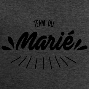 Team du marié - Sweat-shirt Homme Stanley & Stella