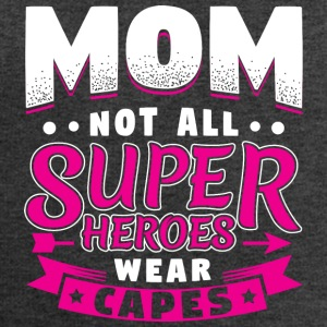 MOTHER - NOT ALL SUPER HEROES Weare CAPES - Men's Sweatshirt by Stanley & Stella