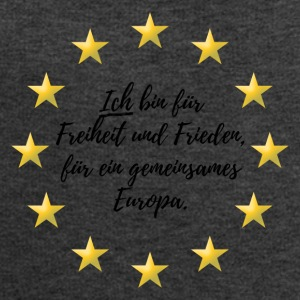 Europa Fred Freedom - Sweatshirts for menn fra Stanley & Stella