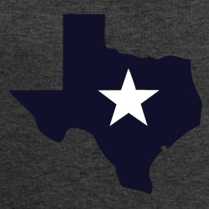 TEXAS State Outline Star - Sweat-shirt Homme Stanley & Stella