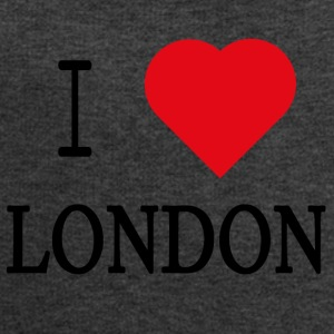 I Love London - Bluza męska Stanley & Stella