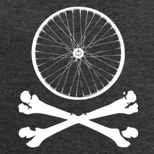 BIKE BONES - Men's Sweatshirt by Stanley & Stella