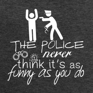 The police do not look so funny - Police - Men's Sweatshirt by Stanley & Stella