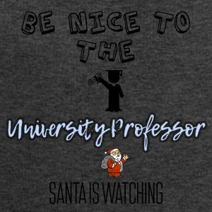 Be nice to the University professor - Männer Sweatshirt von Stanley & Stella