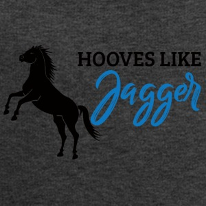 Hest / Farm: Hooves Som Jagger - Sweatshirts for menn fra Stanley & Stella